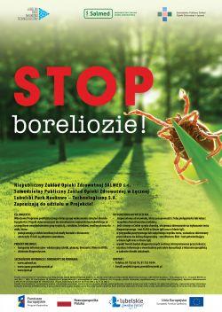"Projekt ""Stop boreliozie!"""