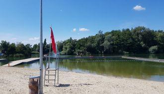 Kąpielisko miejskie zamknięte do odwołania
