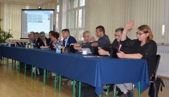 XVIII Sesja VIII Kadencji Rady Miasta Międzyrzec Podlaski