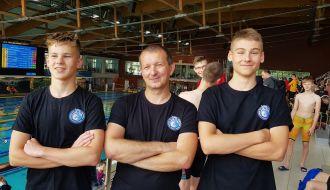 Juniorzy na Mistrzostwach Polski w Pływaniu