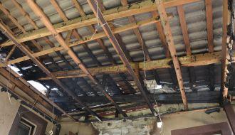 Zbiórka na remont domu po pożarze