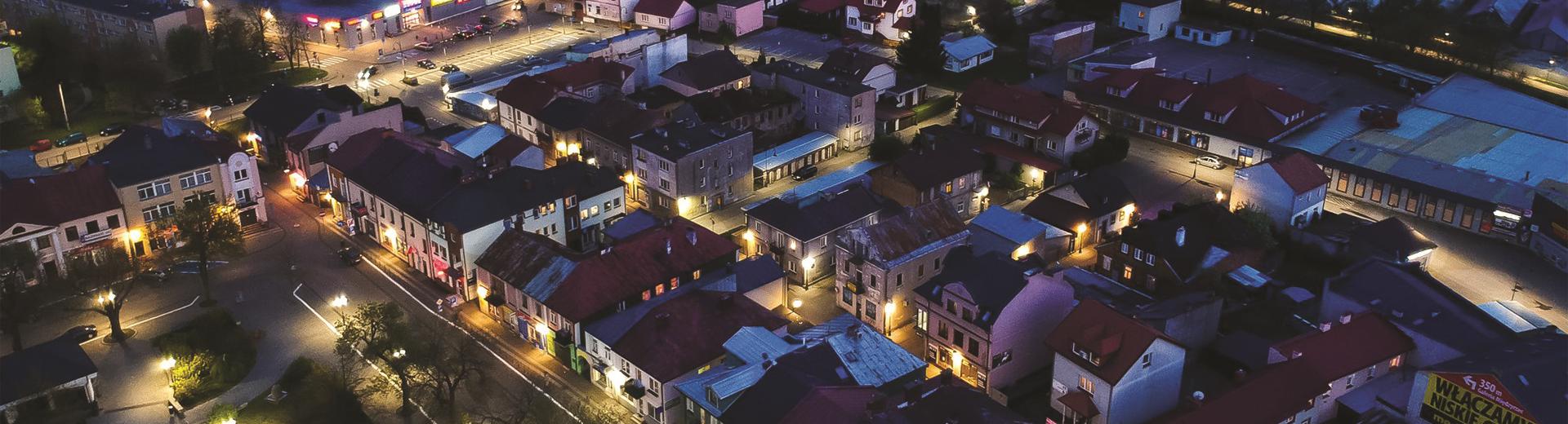 Miasto nagrodzone za inwestycję oświetleniową